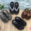 พร้อมส่ง รองเท้าสุขภาพ fitflop TE414-BRN [สีน้ำตาล]