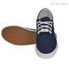 พร้อมส่ง รองเท้าผ้าใบแฟชั่น SZ-663-BLU [สีน้ำเงิน]
