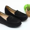 พร้อมส่ง รองเท้าเพื่อสุขภาพ J215-BLK [สีดำ]