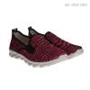 พร้อมส่ง รองเท้าผ้าใบแฟชั่น MK-055-RED [สีแดง]