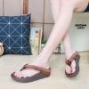พร้อมส่ง รองเท้าเพื่อสุขภาพ ฟิทฟลอปหนีบ L2821-BRN [สีน้ำตาล]