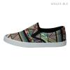 พร้อมส่ง รองเท้าผ้าใบแฟชั่น WS6211-BLK [สีดำ]