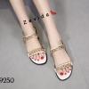 พร้อมส่ง รองเท้าแตะ 17-9250D4-CREAM [สีครีม]