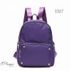 พร้อมส่ง กระเป๋าเป้ผ้าไนล่อนสไตล์ญี่ปุ่น-1007 [สีน้ำเงิน]