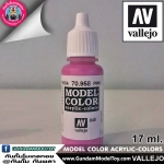 VALLEJO MODEL COLOR PINK 70.958