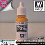VALLEJO MODEL COLOR DARK FLESH 70.927