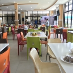 ระบบเสียง โรงอาหาร @มหาวิทยาลัยทักษิณ วิทยาเขตสงขลา