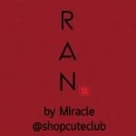 โปรโมชั่น Ran Cosmeitc By Miracle @shopcuteclub
