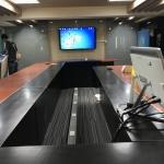 ระบบภาพห้องประชุม คณะวิทยาการจัดการ มอ. หาดใหญ่