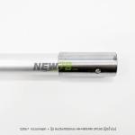 กระบอกเพลา + บู๊ช 8x25x1500mm HR-NIKKARI SPC40 (บู๊ชน้ำมัน)