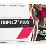 Triple Zs Plus ทริปเปิ้ล ซีเอส พลัส บรรจุ 20 แคปซูล