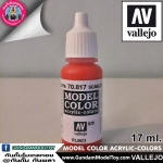 VALLEJO MODEL COLOR SCARLET 70.817