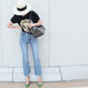 กระเป๋าเป้ผู้หญิง กระเปาสะพายข้างผู้หญิง สะพายได้สองแบบ สุดชิค [สีเทาเข้ม ]