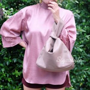 กระเป๋าครัช กระเป๋าถือ กระเป๋าทรงสามเหลี่ยม [KHA]