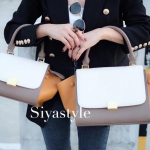 พร้อมส่ง กระเป๋าสะพายข้างผู้หญิง Mini Days Bag [สีเบจ]