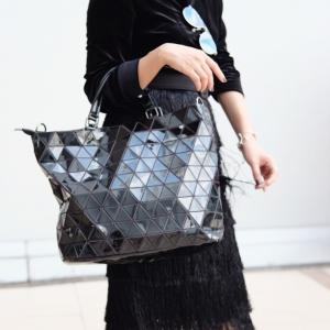 กระเป๋าสะพายแฟชั่น กระเปาสะพายข้างผู้หญิง Bao Bao Baral [สีดำ ]