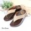 พร้อมส่ง รองเท้าเพื่อสุขภาพ ฟิทฟลอปหนีบ F1013-BRN [สีน้ำตาล] thumbnail 2