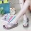พร้อมส่ง รองเท้าเพื่อสุขภาพ ฟิทฟลอปหนีบ PF2074-GRY [สีเทา] thumbnail 4