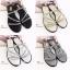 พร้อมส่ง รองเท้าแตะผู้หญิง M1860-BLK [สีดำ] thumbnail 5