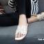 พร้อมส่ง Hermes sandal 766-4-WHI [สีขาว] thumbnail 4