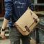 พร้อมส่ง กระเป๋าสะพายผู้ชาย-BAG-028 [สีน้ำตาล] thumbnail 4