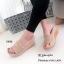รองเท้าแตะเสริมส้นแบบสวม 10058-ครีม (สีครีม) thumbnail 3