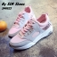 พร้อมส่ง รองเท้าผ้าใบผู้หญิง SM9023-PNK [สีชมพู] thumbnail 4