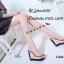 พร้อมส่ง รองเท้าเตารีดหน้าใส 17-2289-ดำ [สีดำ] thumbnail 2