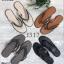 พร้อมส่ง รองเท้าแตะคีบสายโซ่ J317-BLK [สีดำ] thumbnail 2