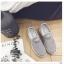 พร้อมส่ง รองเท้าผ้าใบแฟชั่น 657G1-GRY [สีเทา] thumbnail 4