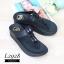 พร้อมส่ง รองเท้าเพื่อสุขภาพ ฟิทฟลอปหนีบ L2928-BLK [สีดำ] thumbnail 3