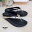 พร้อมส่ง รองเท้าเพื่อสุขภาพ ฟิทฟลอปหนีบ L2821-BLK [สีดำ] thumbnail 3
