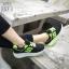 พร้อมส่ง รองเท้าผ้าใบผู้หญิง SM9014- BLACK-A [สีดำ] thumbnail 3