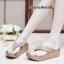 พร้อมส่ง รองเท้าเพื่อสุขภาพ ฟิทฟลอปหนีบ PF2074-BRN [สีน้ำตาล] thumbnail 1