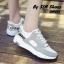 พร้อมส่ง รองเท้าผ้าใบผู้หญิง SM9023-GRY [สีเทา]