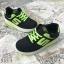 พร้อมส่ง รองเท้าผ้าใบผู้หญิง SM9014- BLACK-A [สีดำ] thumbnail 1