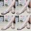 พร้อมส่ง รองเท้าแตะผู้หญิง M1860-SIL [สีเงิน] thumbnail 2