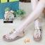 พร้อมส่ง รองเท้าเพื่อสุขภาพ ฟิทฟลอปหนีบ L2928-GLD [สีทอง] thumbnail 4