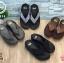 พร้อมส่ง รองเท้าสุขภาพ fitflop TE414-BLK [สีดำ] thumbnail 2