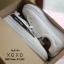 พร้อมส่ง รองเท้าผ้าใบคาดข้างเมทัลลิค G-1202-BLK [สีดำ] thumbnail 4