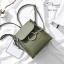 พร้อมส่ง กระเป๋าสะพายผู้หญิง - BAG-033 [สีเขียว] thumbnail 2