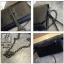 พร้อมส่ง กระเป๋า Clutch นำเข้าดีไซน์สวย [สีดำ] thumbnail 3