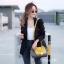 พร้อมส่ง กระเป๋าสะพายข้างผู้หญิง Mini Days Bag [สีเหลือง] thumbnail 1