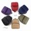 พร้อมส่ง กระเป๋าเป้ผ้าไนล่อนสไตล์ญี่ปุ่น-1007 [สีน้ำเงิน] thumbnail 2