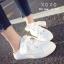พร้อมส่ง รองเท้าผ้าใบ PUMA เปิดหลัง G-1157-WHI [สีขาว] thumbnail 1