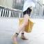 พร้อมส่ง คัชชูส้นแบน Style TOD G-1304-BWN [สีน้ำตาล] thumbnail 2