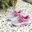 พร้อมส่ง รองเท้าผ้าใบผู้หญิง SM9014-GREY-A [สีเทา] thumbnail 3