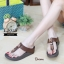 พร้อมส่ง รองเท้าเพื่อสุขภาพ ฟิทฟลอปหนีบ L2928-BRN [สีน้ำตาล] thumbnail 4