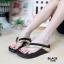 พร้อมส่ง รองเท้าเพื่อสุขภาพ ฟิทฟลอปหนีบ L2821-BLK [สีดำ] thumbnail 2