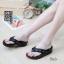 พร้อมส่ง รองเท้าแตะเพื่อสุขภาพ สไตล์ฟิตฟอป L2927C2-BLK [สีดำ] thumbnail 1